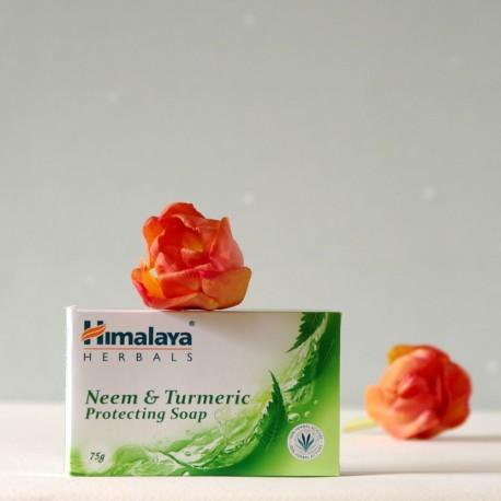 Antybakteryjne mydło neem i kurkuma - Himalaya Herbals