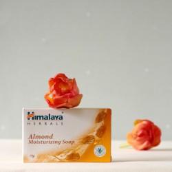 Nawilżające mydło migdałowe - Himalaya Herbals