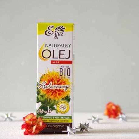 Naturalny olej Krokoszowy BIO - Etja