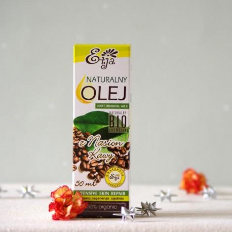 Naturalny olej z Nasion Kawy BIO - Etja