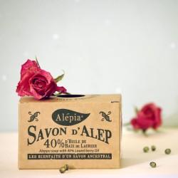 Mydło Aleppo 40 % - Alepia