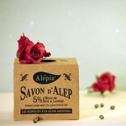 Mydło Aleppo 5 % - Alepia