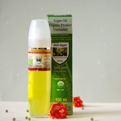 Organiczny olej Arganowy w sprayu - EFAS