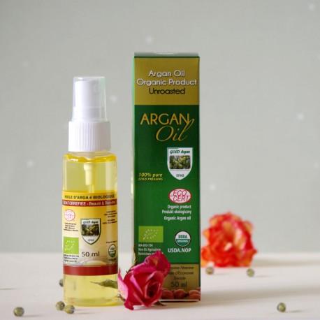 Bio olej Arganowy w sprayu - EFAS