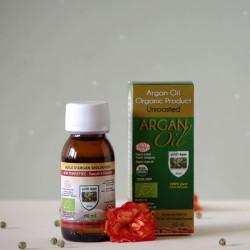 Bio olej Arganow pielęgnacyjny - EFAS