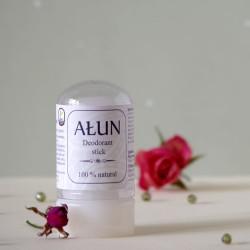 Ałun naturalny bezzapachowy dezodorant