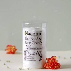 Bambusowa ściereczka do demakijażu - Nacomi