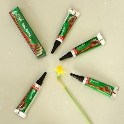 Zielona Henna do ozdabiania paznokci - Golecha