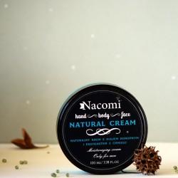 Krem dla mężczyzn do twarzy i ciała - Nacomi