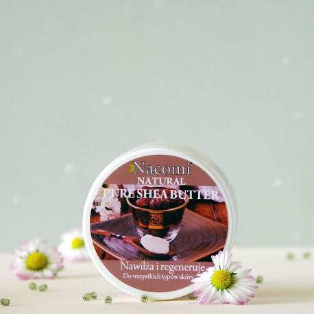 Naturalne masło Shea - Nacomi