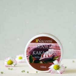 Naturalne masło Kakaowe - Nacomi