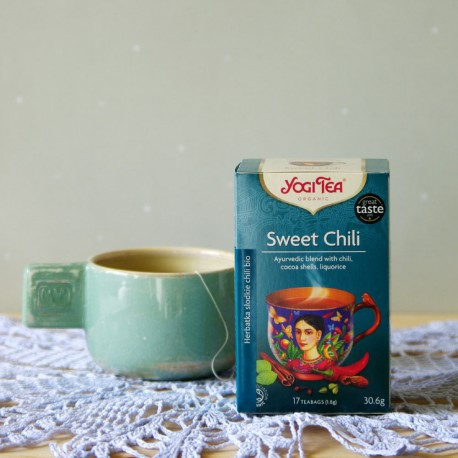 Herbata Sweet Chili - YOGI TEA