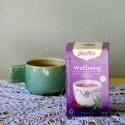 Bio Herbata Wellbeing - YOGI TEA