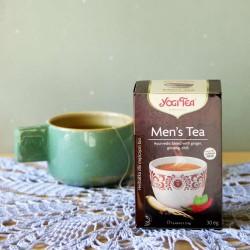 Bio Herbata Men's Tea - YOGI TEA
