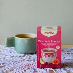 Bio Herbata Women's Energy - YOGI TEA