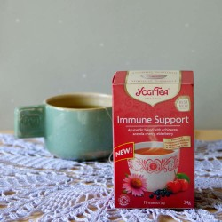 Bio Herbata Immune Support - YOGI TEA