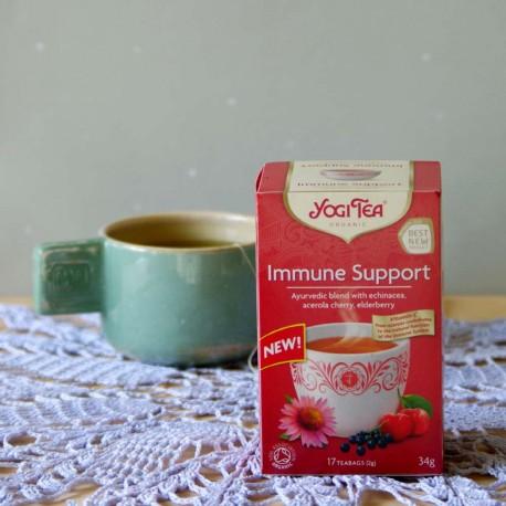 Bio Herbata Immune Support - YOGI TEA