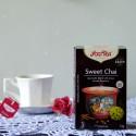 Bio Herbata Sweet Chai - YOGI TEA