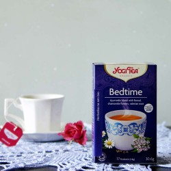Bio Herbata Bedtime - YOGI TEA