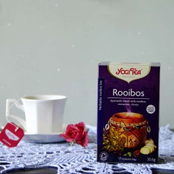 Bio Herbata Rooibos - YOGI TEA