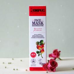 Regenerująca maska do twarzy - DR.KONOPKA'S