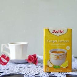 Bio Herbata Ginger Lemon - YOGI TEA