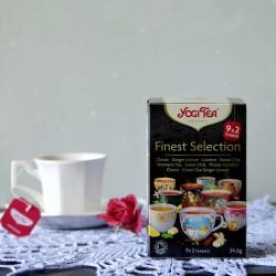 Bio Herbata Rose - YOGI TEA