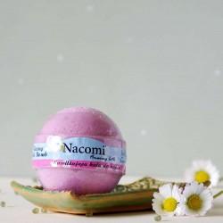 Musująca kula do kąpieli Malina - Nacomi