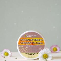 Naturalny Cukrowy peeling do ciała - Nacomi