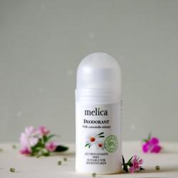 Dezodorant roll-on z ekstraktem z rumianku - melica organic