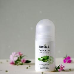 Dezodorant roll-on z ekstraktem z aloesu - melica organic