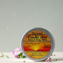Balsam w świecy Piżmo - Nacomi