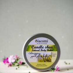 Balsam w świecy o zapachu Zielonej Herbaty - Nacomi