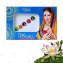 Indyjskie bindi 5 sztuk