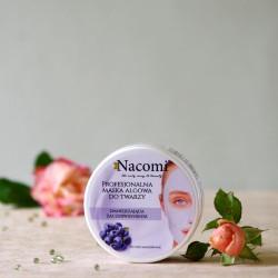 Maska Algowa zmniejszająca zaczerwienienia - Nacomi