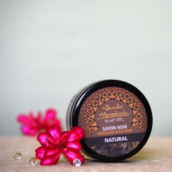Czarne mydło Savon Noir - Beaute Marrakech