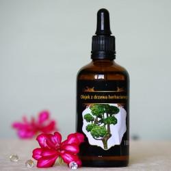 Olejek z drzewa herbacianego - Trzy Ziarna