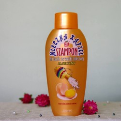 Szampon do włosów cienkich i suchych - NAMI