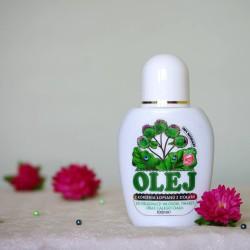 Olej z korzenia łopianu z ziołami - NAMI
