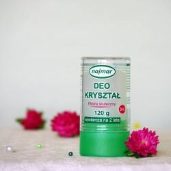Deo kryształ naturalny dezodorant - najmar
