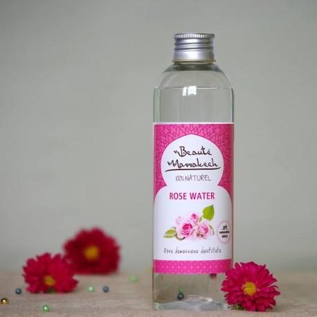 Woda różana do twarzy i ciała - Beauty Marrakech