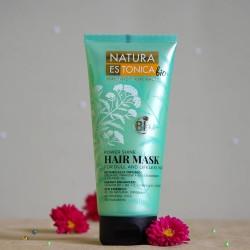 Długie i mocne włosy maska do włosów - NATURA ESTONICA bio