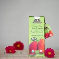 Bio olejek z Opuncji Figowej - Saharacactus