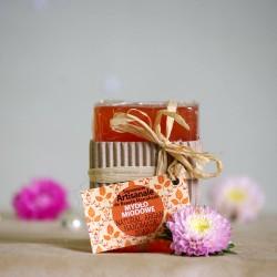 Ręcznie robione Mydło Miodowe - Beauty Marrakech