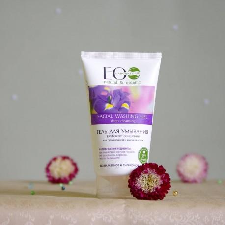 Głęboko oczyszczajacy żel do mycia twarzy - ECO LABORATORIE