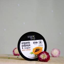Peeling do ciała Soczysta Papaja - organic shop