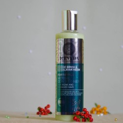 Wzmacniajaco ochronny ziołowy balsam do włosów - ICEVEDA