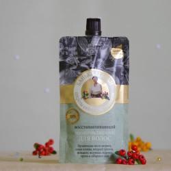 odżywczy szampon do włosów - Bania Agafii