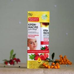 Krem olejek do twarzy Intensywne Odżywianie - Fitokosmetik