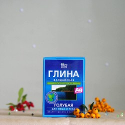 Błękitna glinka Wałdajska - Fitokosmetik